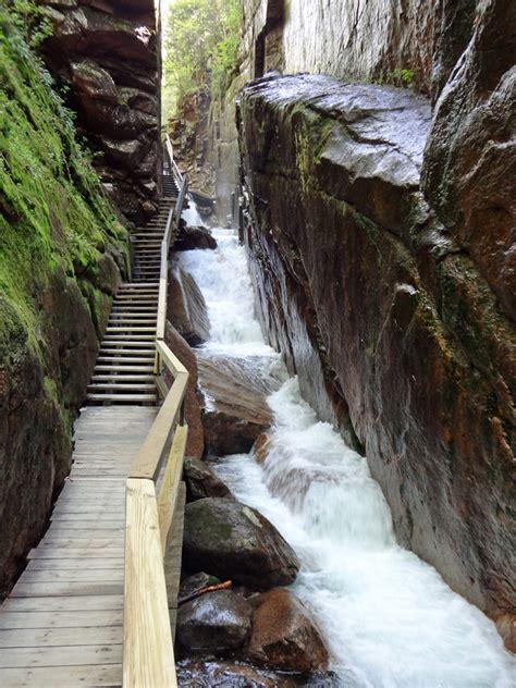 flume gorge northeast hikes