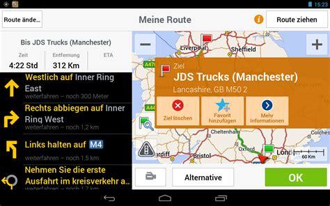 ssw app kostenlos route berechnen lkw kostenlos lkw routenplaner ptv map guide professionelle und lkw