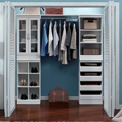 closet organization system white at menards 174