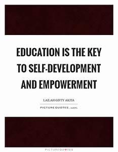 Education Devel... Education Development Quotes