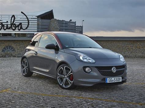 vauxhall adam    car review