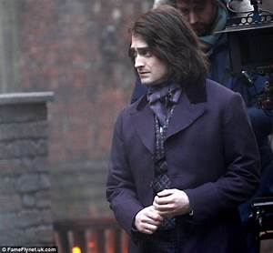 Daniel Radcliffe Reveals New Hair Extensions As Igor In