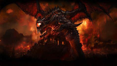 World Of Warcraft Cataclysm Wallpapers Hd  Desktop And