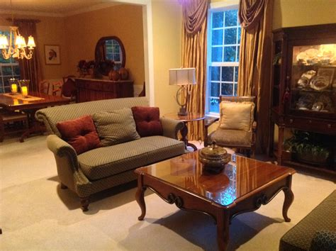 living and dining rooms paint benjamin chestertown buff home making dining room