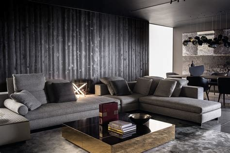 Minotti London Doubles Its Display Space
