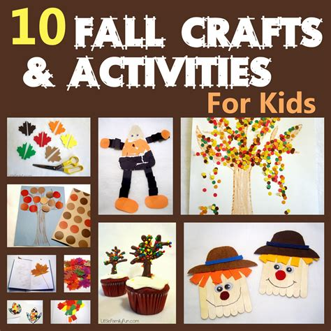 family fall preschool activities 543 | Collages11