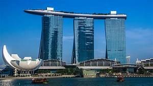 Photo le marina bay sands de singapour une piscine for Amazing plan de maison original 5 photo le marina bay sands de singapour une piscine