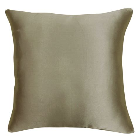 Silk Decorative Pillows by Home Decor Cushion Solid Pattern Decorative Pillow Throw