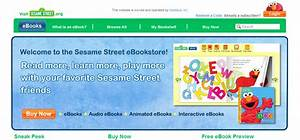 L.A. Story: Sesame Street eBooks Offer Kids a New Way to Read
