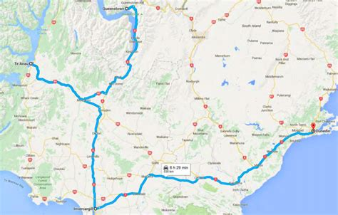byokids  zealand southern scenic route  drive