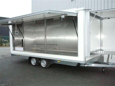 remorque cuisine papillon réalisations d 39 aménagement intérieurs de camions