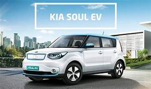 Kia Prices 2015 Soul EV From $33,700