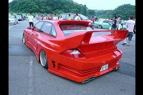 Red Plastic Racing Slug. ( ‿ ) Crazy Meth Mods And Funny