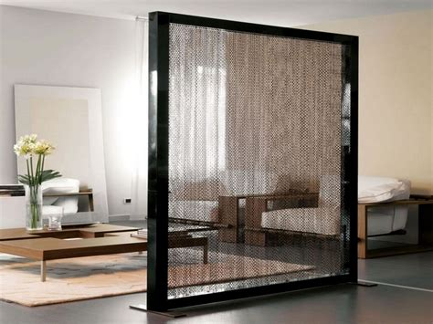 Room Dividers : Wall Dividers Ideas, Easy Diy Room Divider To Create A