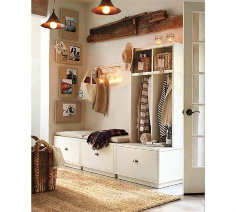 le banc de rangement un meuble fonctionnel qui personnalise le d 233 cor