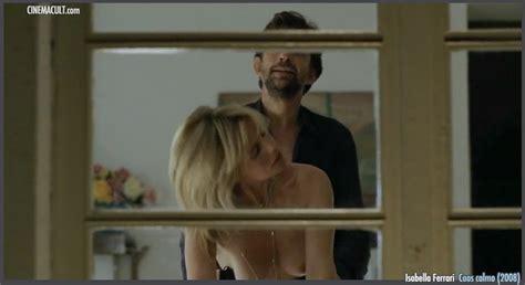 Hot italian actress Isabella Ferrari sex scene - Pichunter