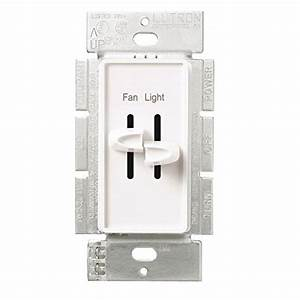 Compare Price  Lutron Fan Light Switch