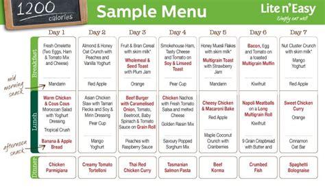 easy cing menu 1300 calorie diet day 1 newsmalex6 over blog com