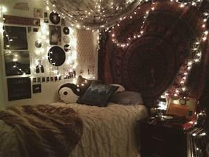 boho dorm room Tumblr