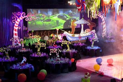 17 Best Images About Candyland, Willy Wonka Party Ideas On