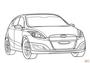 hyundai arnejs coloring page free printable coloring pages With hyundai getz