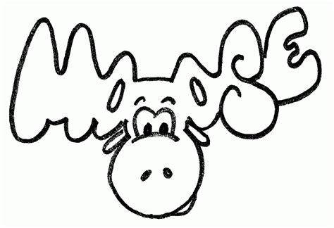 moose images cartoon   clip art