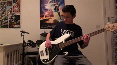 Killing In The Name Bass Cover - Rage Against The Machine ...