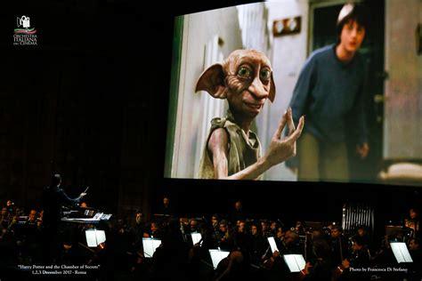 harry potter e la dei segreti harry potter e la dei segreti in cine concerto