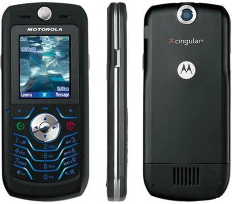 at t motorola phones motorola l6 l6 att cell phone