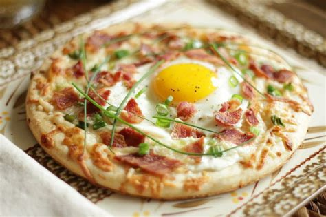 breakfast pizza yummy bed tations temp tara delicious mother recipes egg mini recipe brunch try got ve