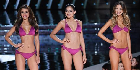 Miss Universe Winners Body Types From To Now Business Insider