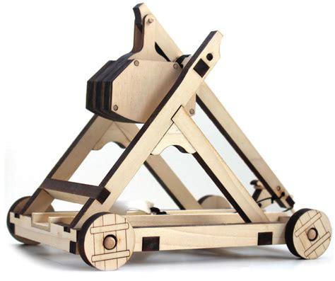 Laser Cut L Kit by Laser Cut Trebuchet Kit