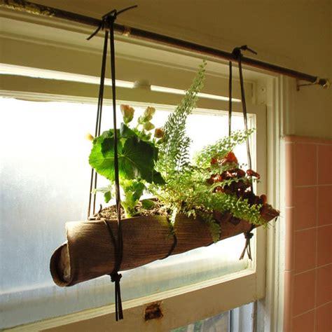 alluring indoor wall hanging planter designs