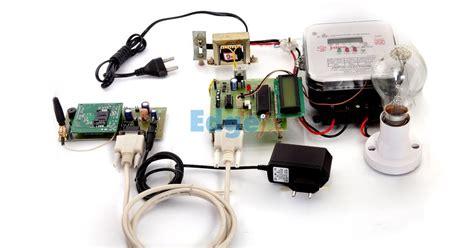 Gsm Based Monthly Energy Meter Billing Sms Lexus