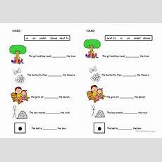Preposition Quiz Worksheet  Free Esl Printable Worksheets Made By Teachers