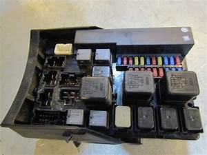 2003 Infiniti G35 Coupe At Bcm Fuse Box Ipdm 284b7al505 In
