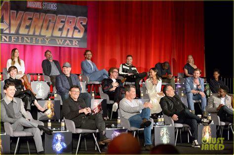 avengers infinity war cast    global