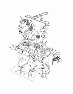 Craftsman Model 917288580 Lawn  Tractor Genuine Parts