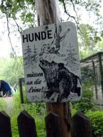 wandertour stadtwanderung berlin  hinweis hunde  die