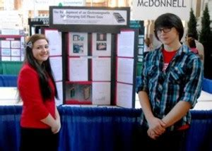 van horn students awarded science engineering fair