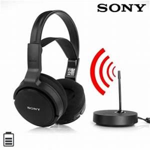 Casque Audio Long Fil : casque audio sans fil sony ~ Edinachiropracticcenter.com Idées de Décoration