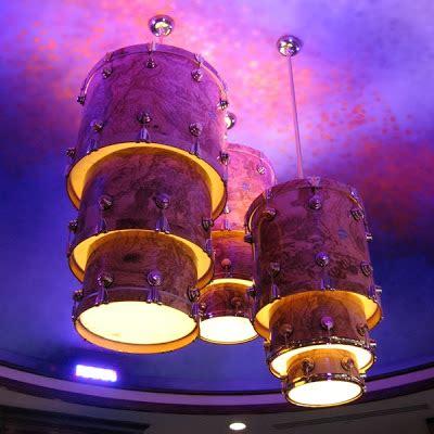 drum set lights finer than frog hair enlightened