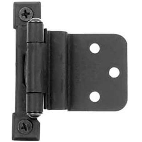 Self Closing Cast Iron Butt Hinge: No Mortise Pair of