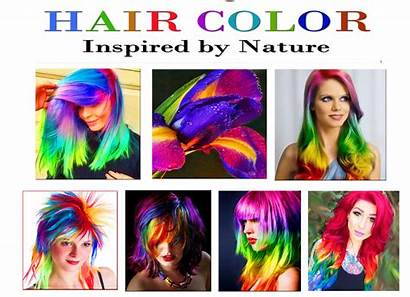 Hair Nature Inspired Inspiration Caroll George Stylist