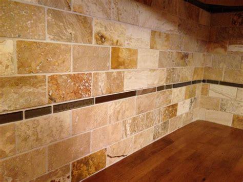 kitchen backsplash travertine travertine tile backsplash 2 cabinet