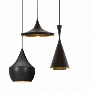 Hang It All Schwarz : beat light pendelleuchten von tom dixon ~ Bigdaddyawards.com Haus und Dekorationen