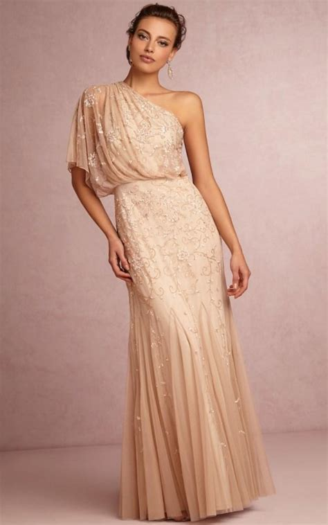 peach mother   bride dresses  trends