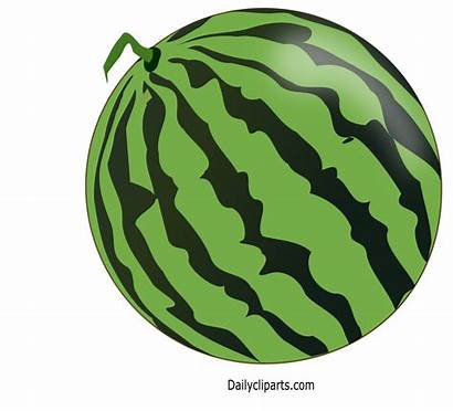 Watermelon Clipart Icon Fruit Cliparts Daily Piece