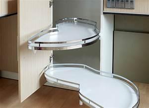 Meuble Angle Cuisine : cuisine adapt e pmr avec modulhome ~ Teatrodelosmanantiales.com Idées de Décoration