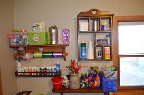 Cheap Frugal Way To Organize Your Craft Room
